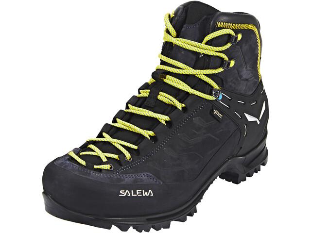 13c1683a4 SALEWA Rapace GTX Chaussures de randonnée Homme, night black/kamille